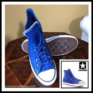 CONVERSE LEATHER SNEAKERS High Tops Oxfords